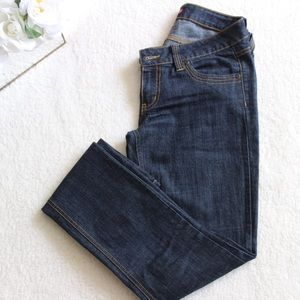 Dark Denim Skinny Jeans Size 27